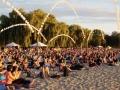 Sunset yoga - 2