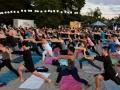 Sunset yoga - 22