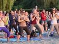 Sunset yoga - 4