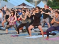 Sunset yoga - 5